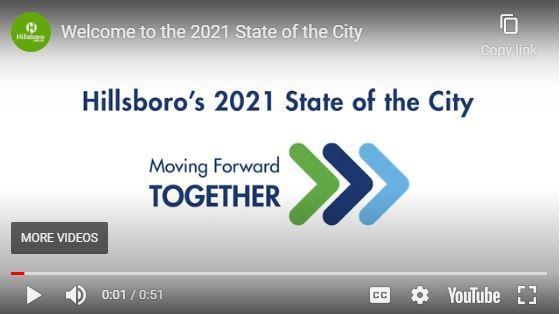 Hillsboro's State of the City