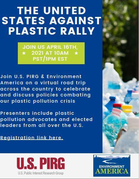 Plastics Rally