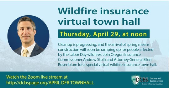 wildfire town hall