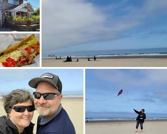 Beach trip pics
