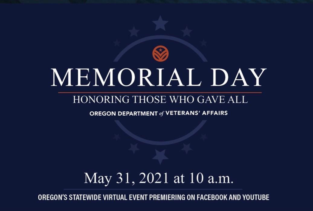 ODVA Memorial Day Graphics