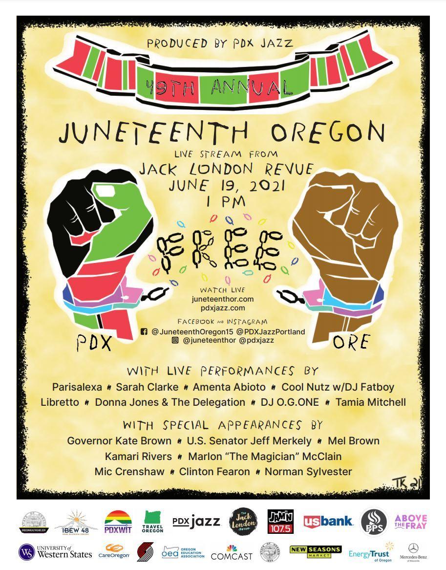 Juneteenth Oregon
