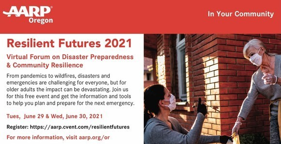 AARP Resilient Futures 2021