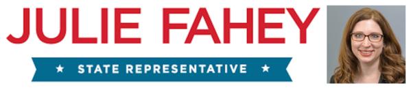 Representative Julie Fahey