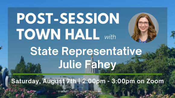 Zoom Town Hall August 7th