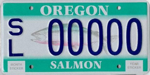 Classic Salmon Plate