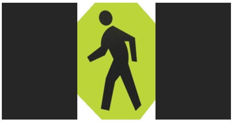 Pedestrian Safety Month Graphic