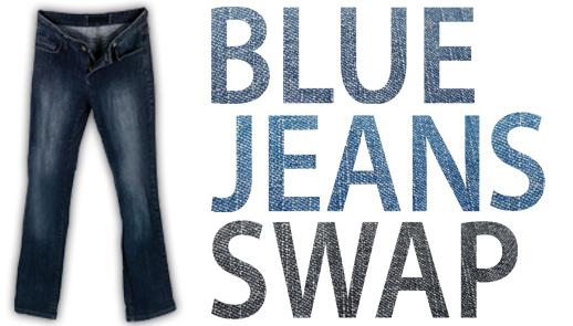 Blue Jeans Swap