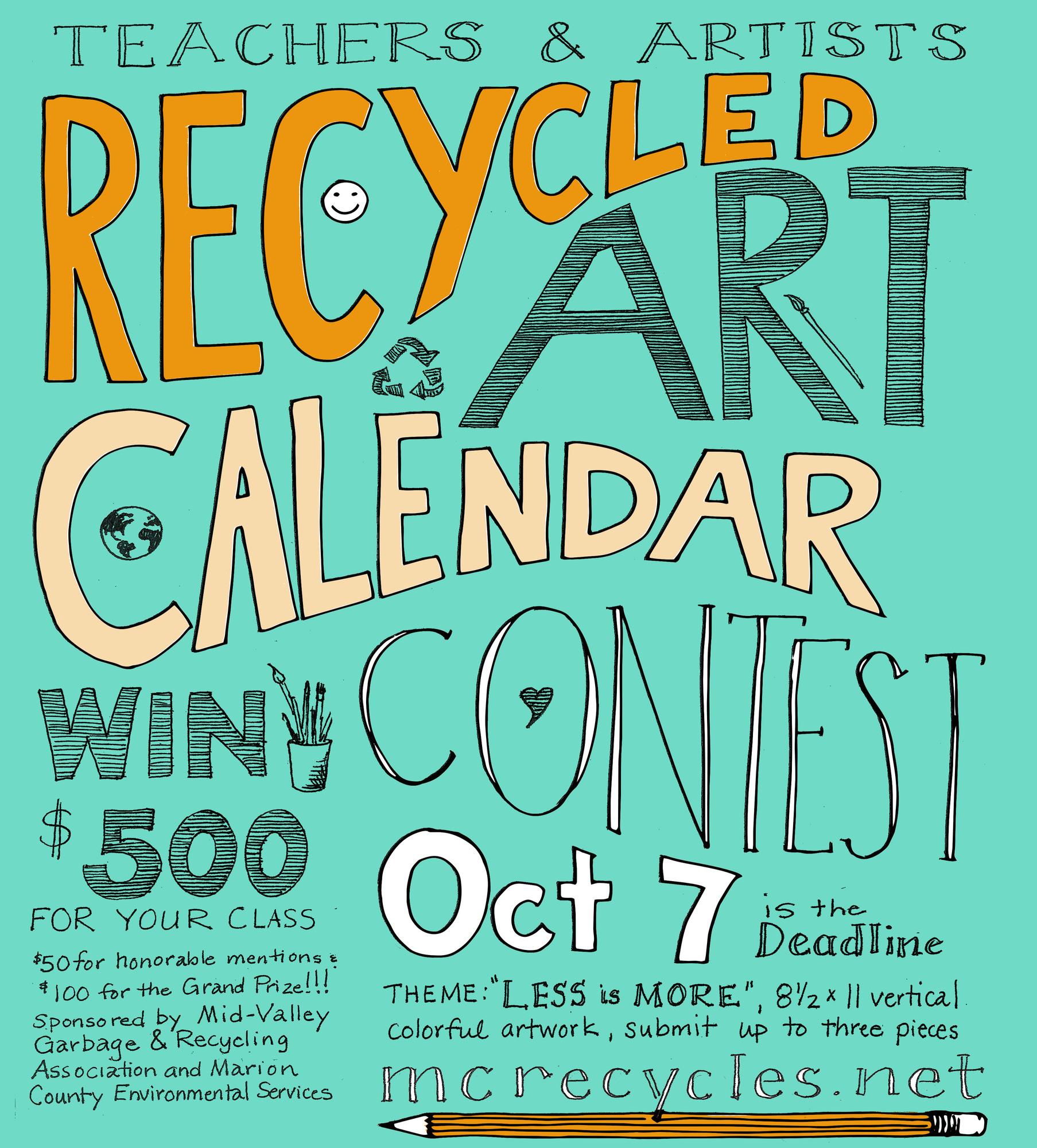Art Calendar Contest