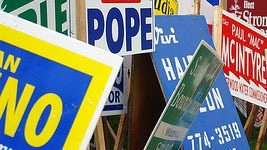 Sign Recycling