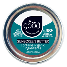 Sun Butter Sunscreen