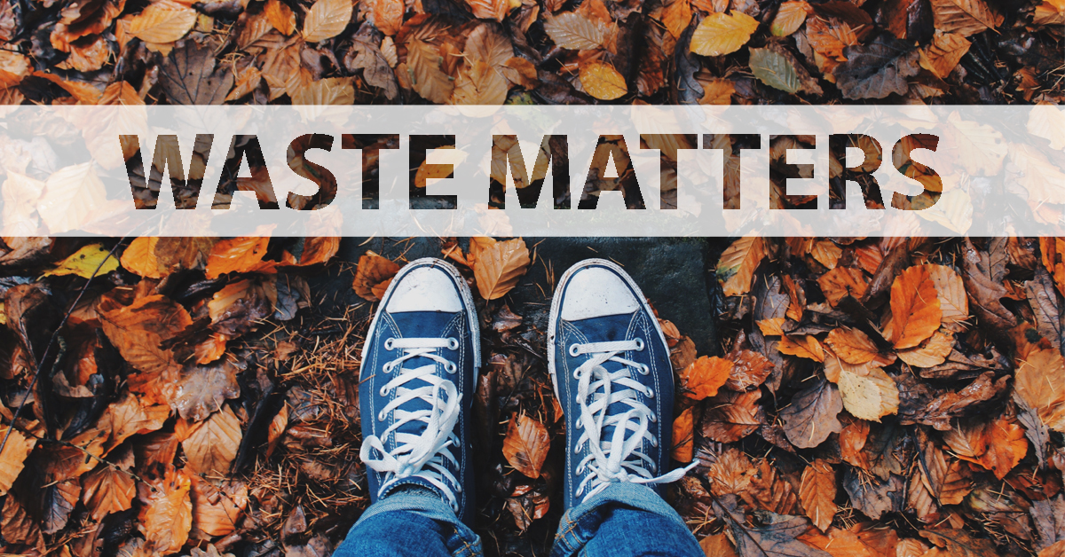 Waste Matters Masthead September
