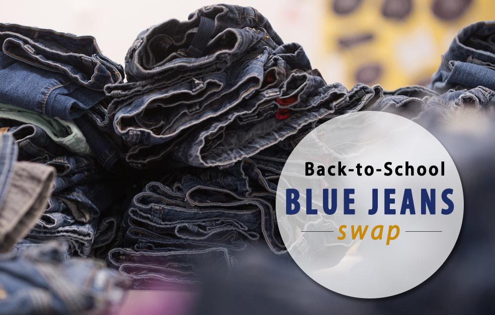 Blue Jean Swap