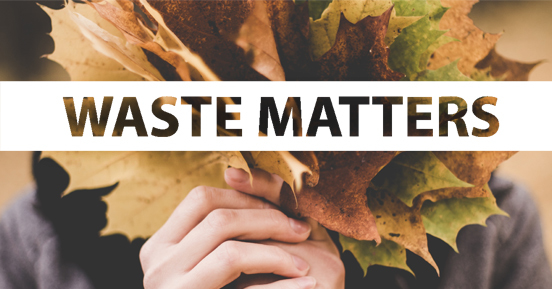 Waste Matters Masthead October 2018
