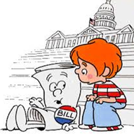 School House Rock, I'm just a bill