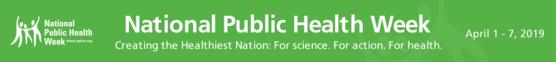 National Public Health Week