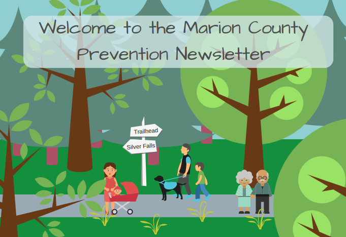 Newsletter Welcome Spring 2019