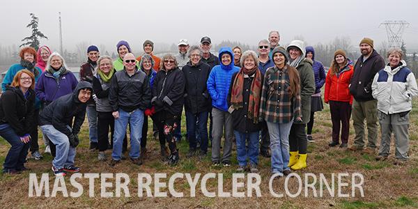 Master Recycler corner