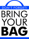 Bring your bag logo