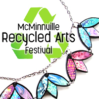 McMinnville Recycled Arts Festival, Marj Engle