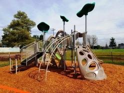 Labish Village Park playground