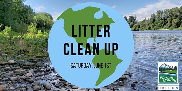 Litter Clean Up
