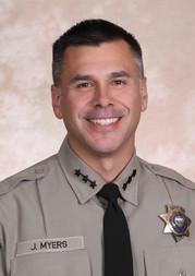 Sheriff Jason Myers