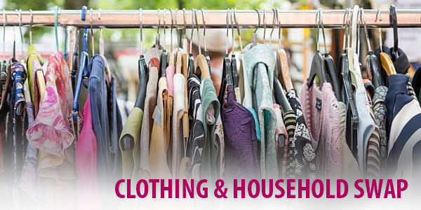 Clothing & Household Swap