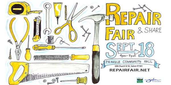 Repair Fair Poster