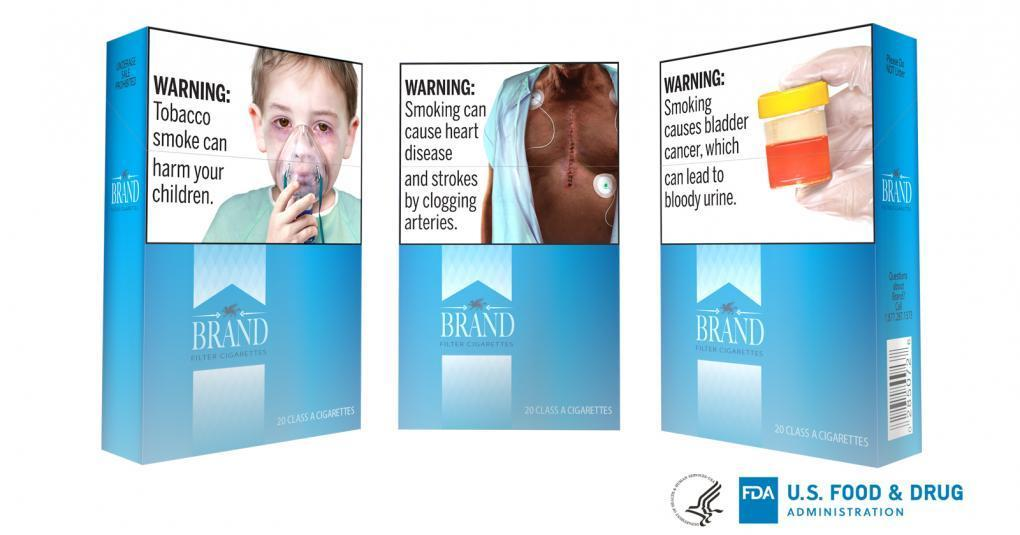Proposed Tobacco Labels