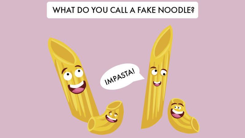 Pasta Joke
