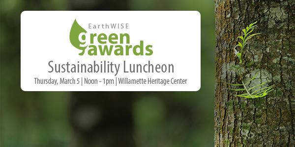 Green Award/ Sustainability Luncheon