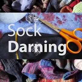 Sock Darning