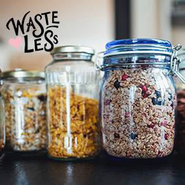waste less image