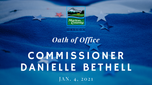 Decorative Image link to oath of office video