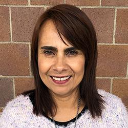 Sandra Silva headshot