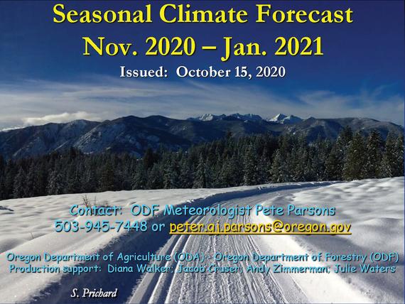 Forecast Photo October 2020