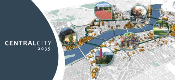 Central City 2035 Plan