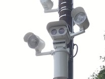 Safety cameras on BHH