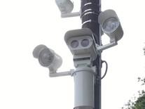 Safety cameras on BHH