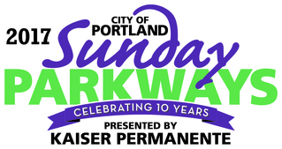 Sunday Parkways 2017 logo