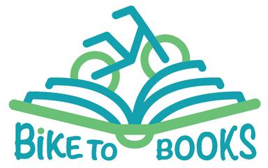 bike to books logo