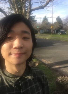 Ryan Kim, Reed College student 2018