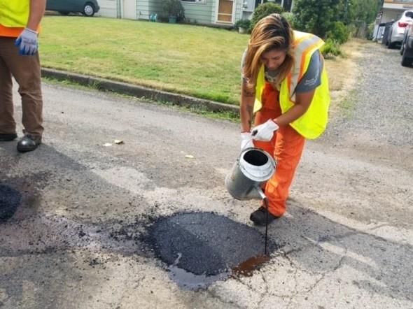 Potholes Spring 2018