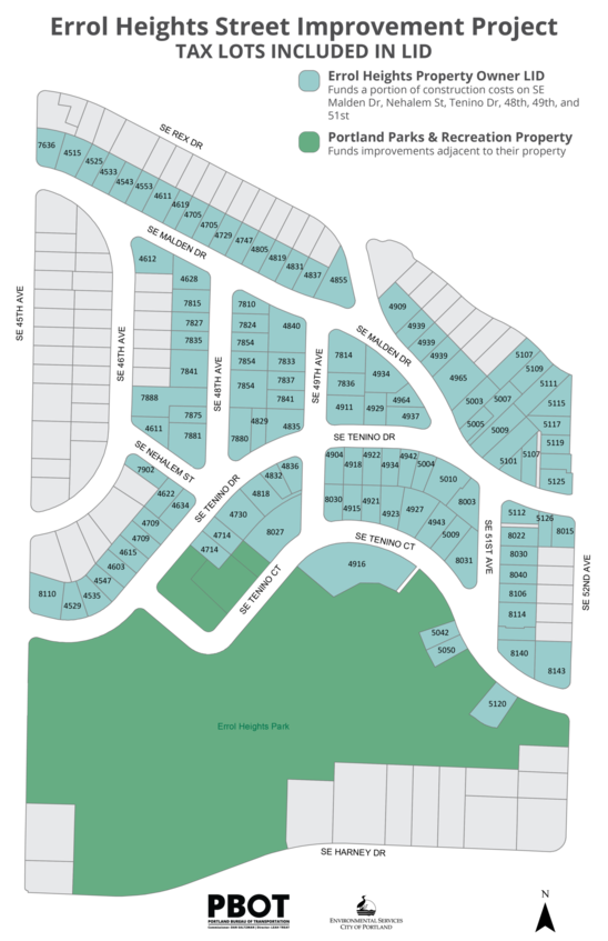 LID MAP