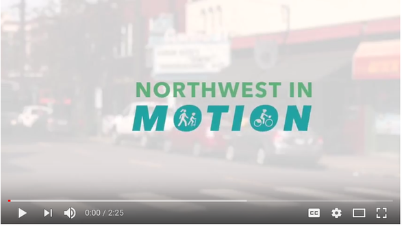 Northwest in Motion video