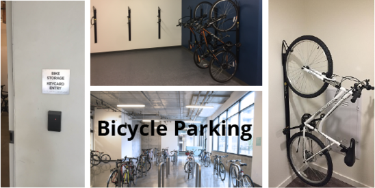 Bicycle Parking Images
