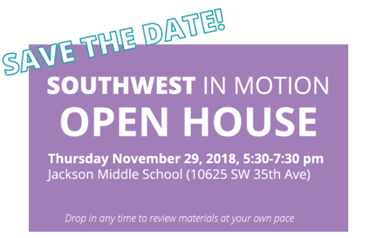SWIM Open House