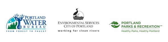 water bes parks logo bar