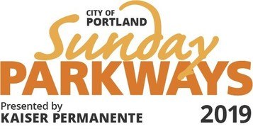 Sunday Parkways 2019 logo